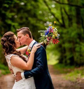 bruidje Jeanine